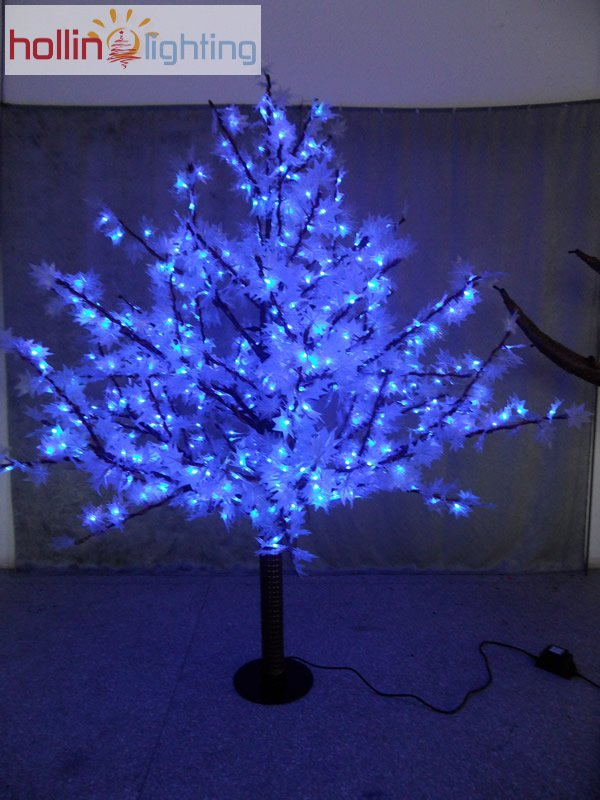 Led Maple Tree Hollinlighting